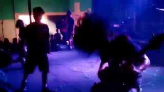 UTAH GEUTIH-waruga singa perbangsa live Cikampek Metal Fest #2