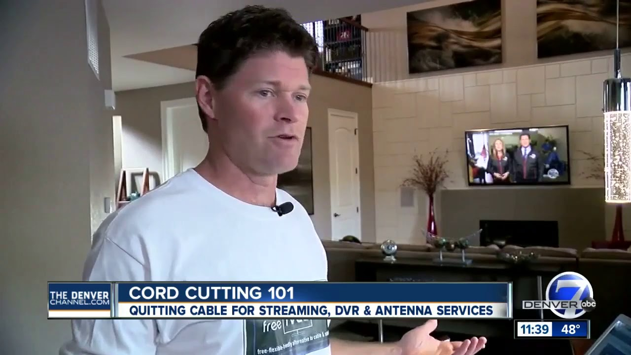 freeTVEE Denver, CO Cord Cutting Consultants featured on Channel 7 ABC News