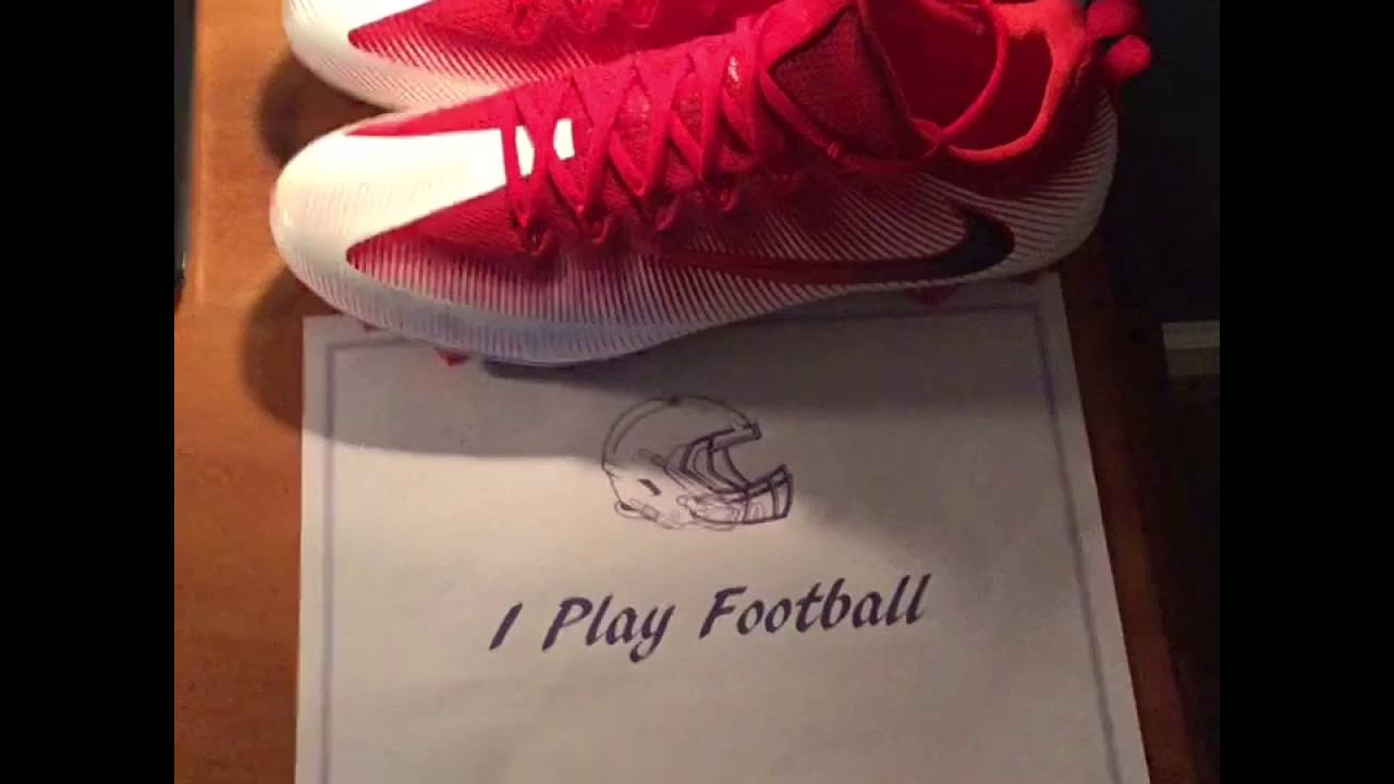 Nike vapor untouchable pro cleats [review]