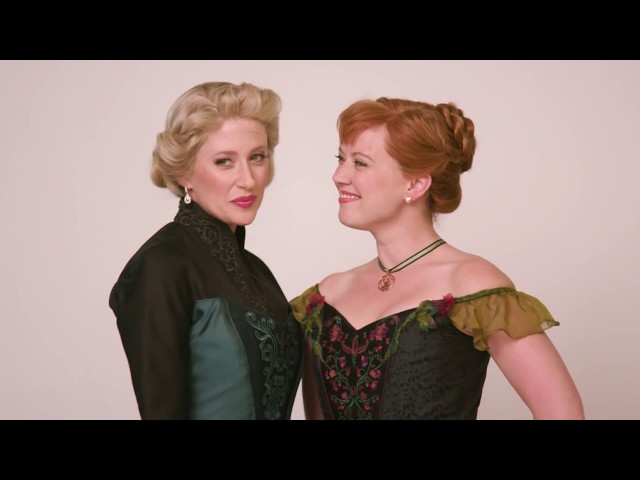 Introducing Caissie Levy and Patti Murin of Broadway's FROZEN