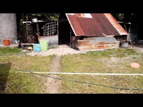 My house on Satowan in Chuuk, Micronesia