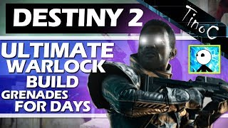 Destiny 2 Ultimate Warlock Build - STAND YOUR GROUND GUARDIAN!!!!!!!!!