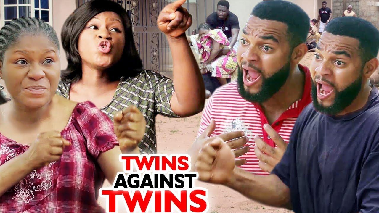 Download Twins Against Twins COMPLETE Season - Destiny Etiny 2020 Latest Nigerian Movie