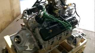 Двигун ЗМЗ 5234 (ПАЗ-3205)