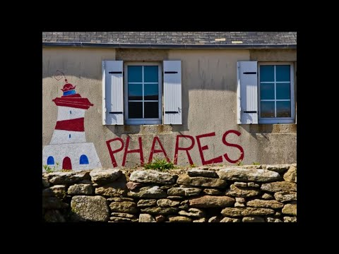 Brittany, Finistere & Monts d'Arree beautiful pictures slideshow with music
