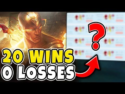 BRONZE V TO SILVER WITH 0 LOSSES?! THE WORLD RECORD WIN STREAK ON THE LINE - Bronze V to Diamond #5