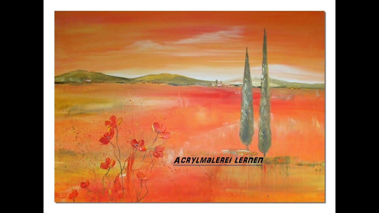 Acrylic Speed Painting