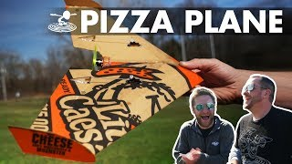Airplane from a Pizza Box?