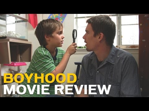 Boyhood Movie Review - A beautiful movie that depicts life as it is