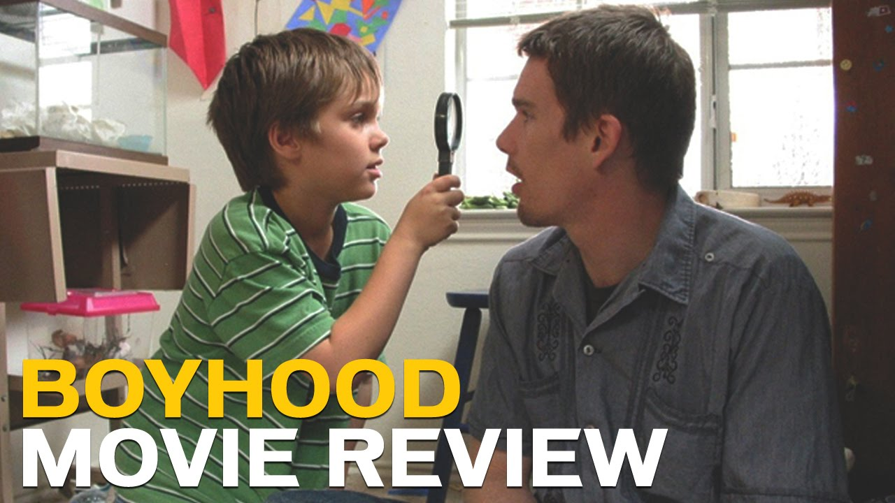 Boyhood Movie Review – A beautiful movie that depicts life as it is