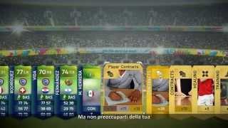 FIFA 14: Ultimate Team World Cup Trailer (ITA)