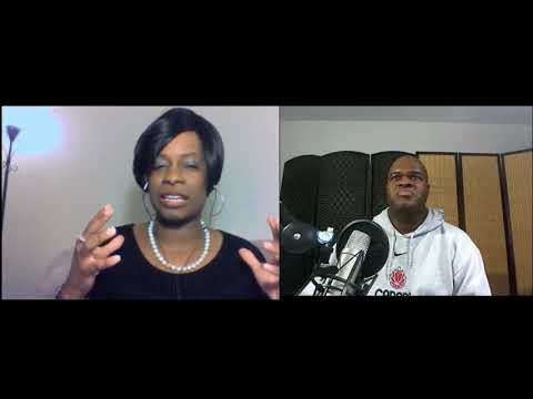 "The Dr. Vibe Show™: Cherise Taylor ""Goal Setting To Help You Win The Gold!!"""