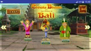 Bali Movie App   Chhota Bheem  android game screenshot 1