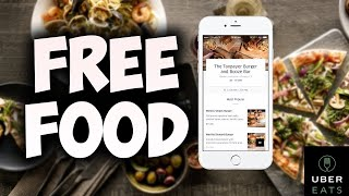 How To Get Free Food on Uber Eats And POSTMATES glitch ( working 2020) DoorDash and grub hub