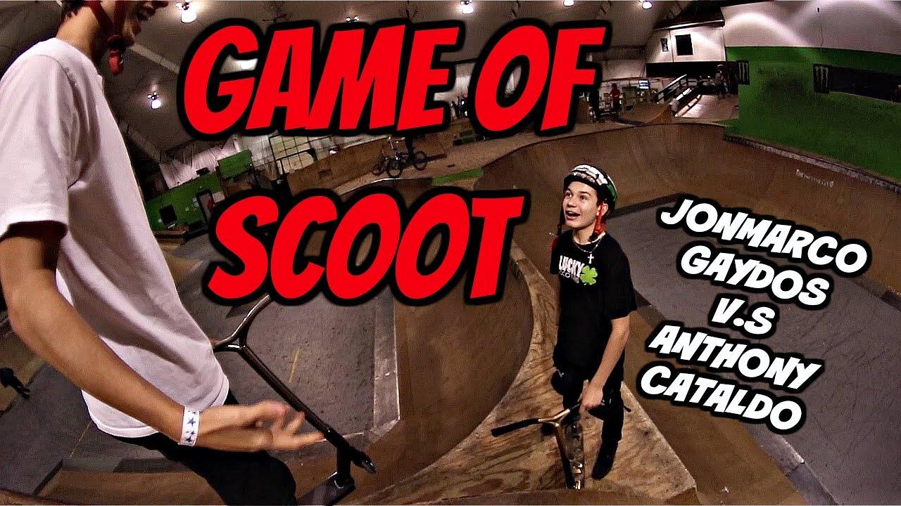 Insane Game Of Scoot Jonmarco Gaydos V S Anthony