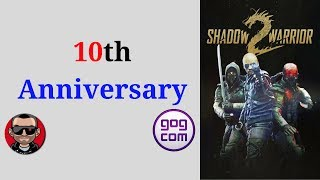 GOG.com 10th Anniversary Giveaway Vote
