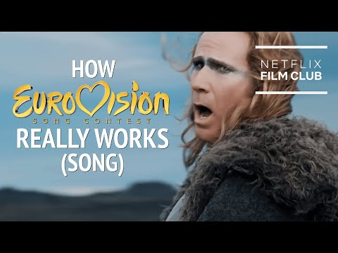 How Eurovision Actually Works: A Musical Explainer | Netflix
