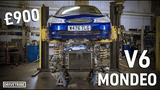 Restoring the car that Clarkson, Hammond and May all love | Ep.1