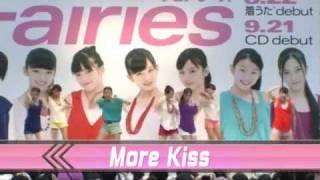 レコチョクで「More Kiss」着うた独占先行配信中!! http://recochoku.co...