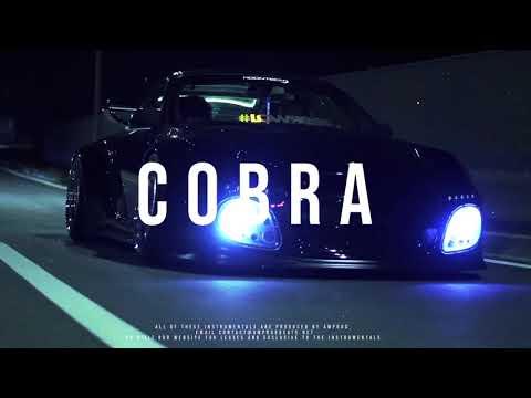 C O B R A  – 808 Trap Beat | (Aggressive Type Beat) | Hip Hop Instrumental | Trap Beat 2021