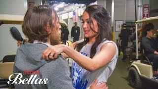 Brie Bella helps Daniel Bryan prepare for his WrestleMania match: Total Bellas, July 29, 2018