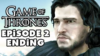 Game of Thrones - Telltale Games - Episode 2: The Lost Lords - Gameplay Walkthrough Part 4 (PC)