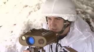 Учебные стрельбы из САУ «Мста С» на полигоне в Ленинградской области
