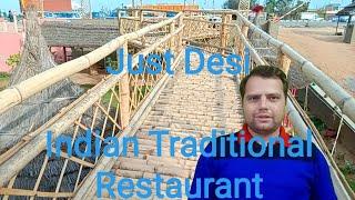 Episode - 21 - Just Desi Rajasthani Restaurant | Family Restaurant | #Restaurant #Rajasthan