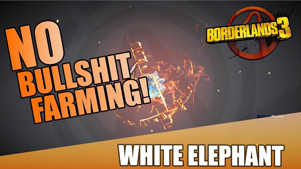 Borderlands 20   White Elephant Artifact Guide   No Bull ...
