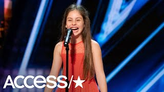 Watch 10-Year-Old Opera Singer Wow 'America's Got Talent' Judges With Incredible Voice