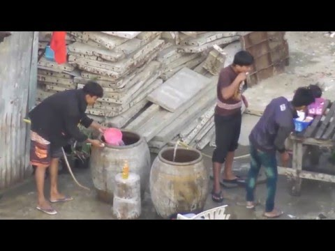 poor vs rich life bangkok thailand