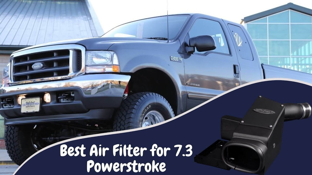 Best Air Filter For 7 3 Powerstroke Top 5 Air Filter Of 2020 Youtube
