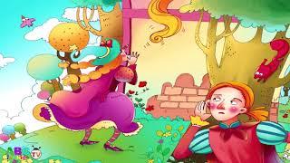 Rapunzel Kids Story l Bedtime Storybook For Kids l ABC For Kids TV