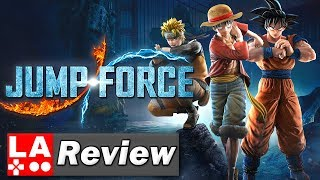 Jump Force Review | PS4, Xbox One, PC (Video Game Video Review)