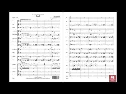 Bad By Michael Jackson/arranged By Johnnie Vinson