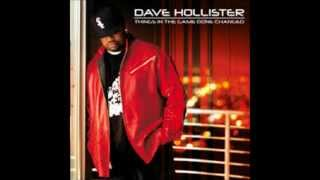 Watch Dave Hollister Baby Do Those Things video