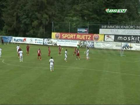 Bursaspor 0-0 Ingolstadt Özet