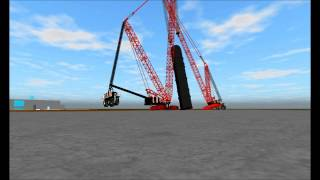 crane accident kranunfall wmv