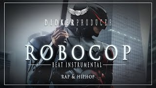 Epic Hard Orchestral INSTRUMENTAL RAP BEAT HIPHOP - Robocop (Legendary Collab)