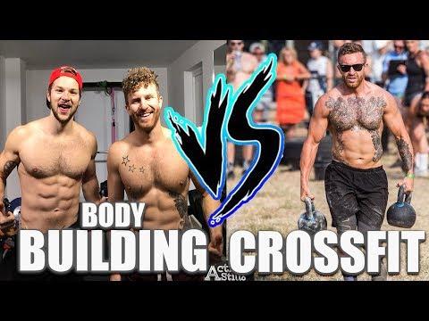 CrossFit VS Bodybuilding For Fat Loss!