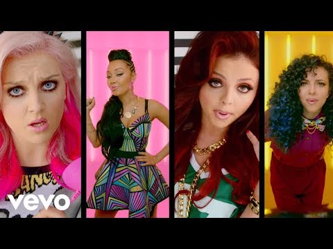 Little Mix - How Ya Doin'? ft. Missy Elliott (Official Music Video)
