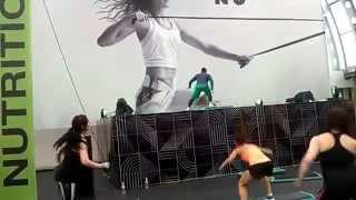 Giorgio Radici на конвенции Nike 2015