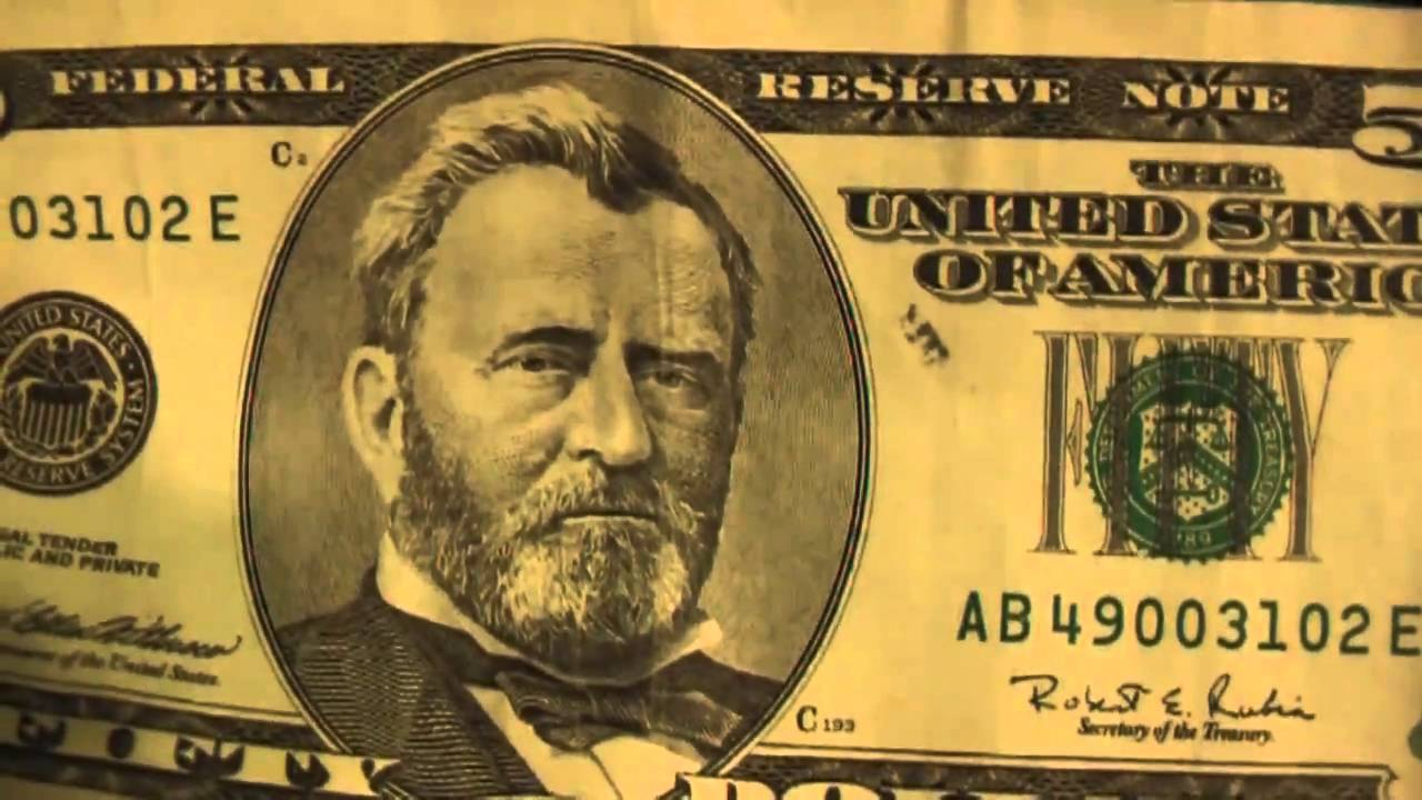Men On Money Us Presidents And Other S