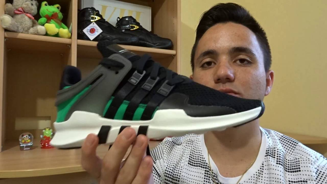 new style f633e 8b55c Adidas Equipment Support ADV OG Review! EQT ADV First Look.