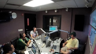 Dunc and Holder on Sports 1280 in New Orleans. June 15, 2018