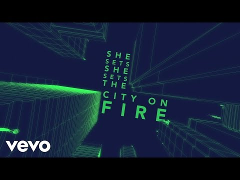 Gavin DeGraw  She Sets The City On Fire  Video