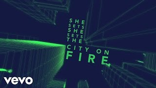 Repeat youtube video Gavin DeGraw - She Sets The City On Fire (Lyric Video)