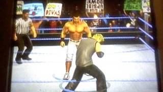 The WWE VaN *gym teacher* vs Suicdal Loner