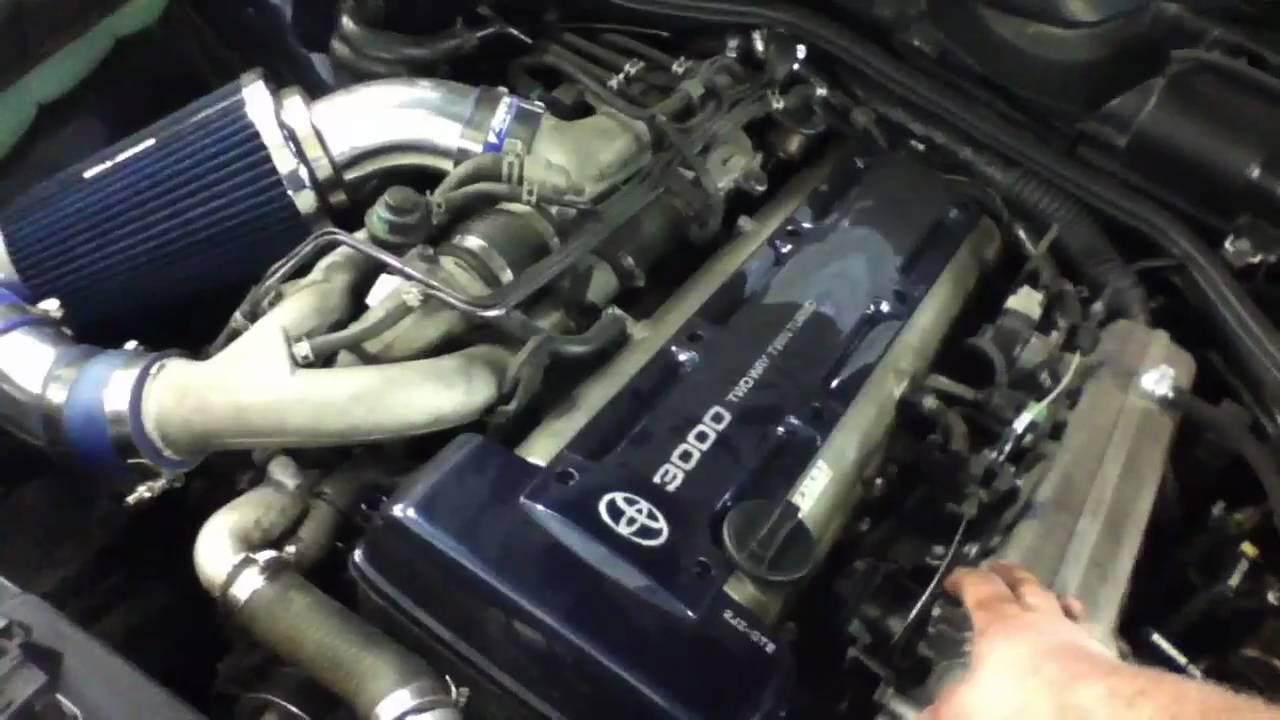 Mercedes Benz E Class Supra Engine 2jz Swap Youtube