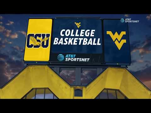 NCAAB 12 20 2017 Coppin State at West Virginia